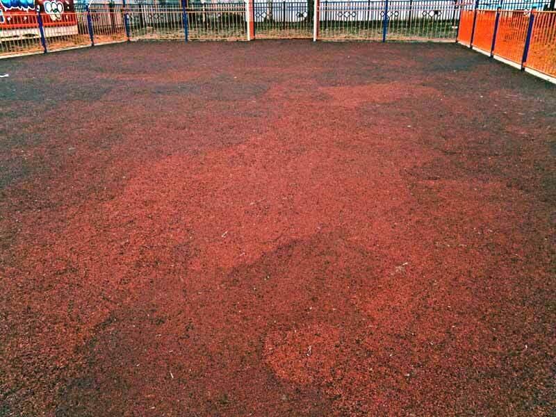 Производство резиновых покрытий для детских спортивных площадок